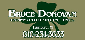 Bruce Donovan Construction, Inc.